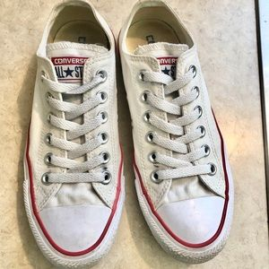 Converse Low Top All Star - Cream